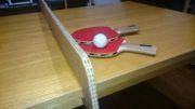 我が家の卓球台